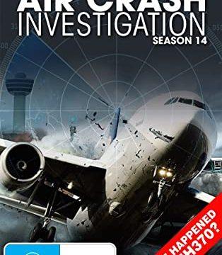 Letecké katastrofy / 14 série -dokument