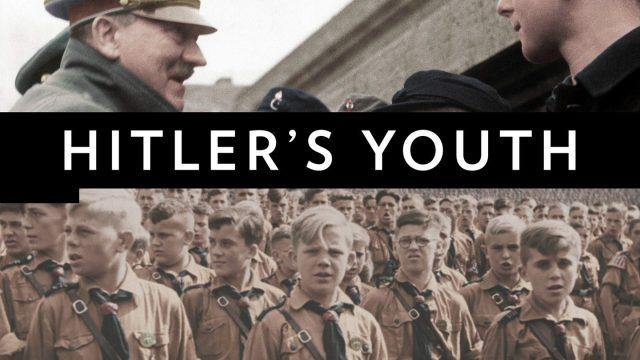 Hitlerova mládež v bitevní vřavě -dokument