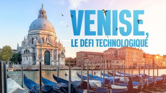 Benátky: Technologická výzva -dokument