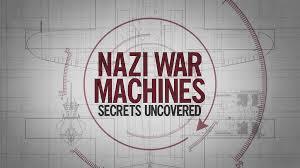 Tajemství nacistických válečných zbraní (komplet 1-4) -dokument
