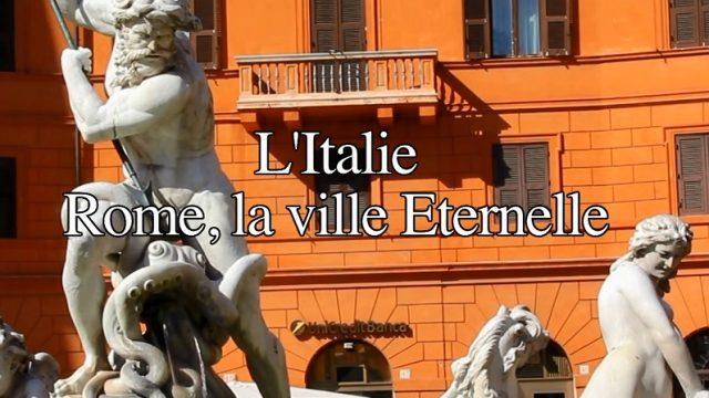 Řím, věčné město -dokument