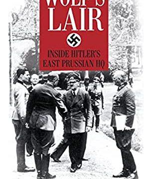 Hitlerovo Vlčí doupě -dokument