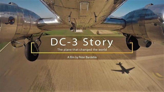 DC-3: Stroj, který změnil svět -dokument