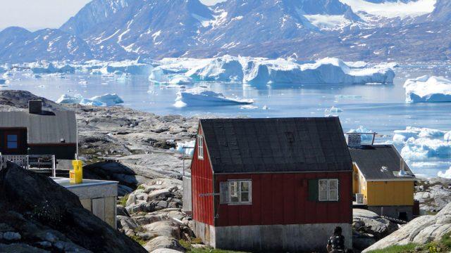 Cesty do krajin půlnočního slunce: Dotek arktické řeky -dokument