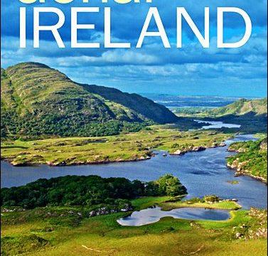 Irsko z výšky / Krásné drsné Irsko -dokument