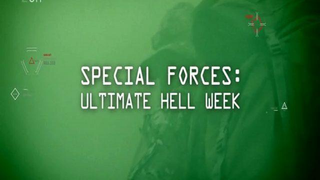 Speciální jednotky: Pekelný týden (komplet 1-6) -dokument