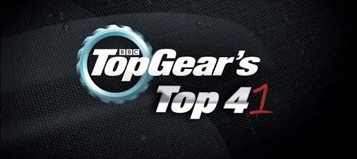 To nejlepší z Top Gearu: Top 41 (komplet 1-9) -dokument