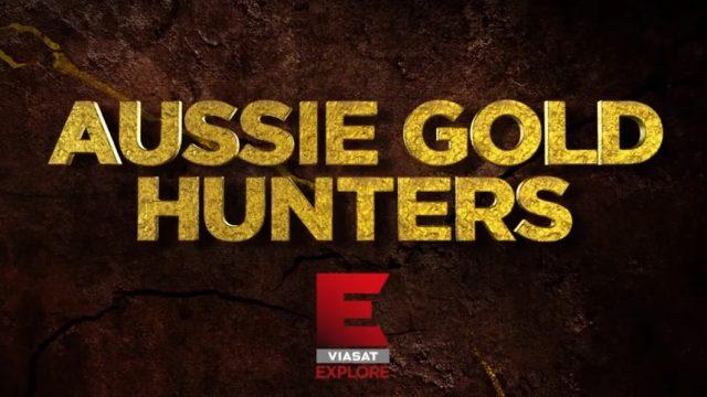 Australští zlatokopové / 1 série -dokument