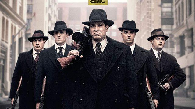 Zrození newyorské mafie (komplet 1-8) -dokument