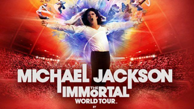 Michael Jackson a Cirque du Soleil / Michael Jackson: The Immortal World Tour -hudební dokument