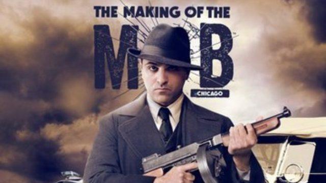Zrození chicagské mafie (komplet 1-8) -dokument