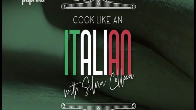 Silvia Colloca Na Italský Způsob (komplet 1-10) -dokument