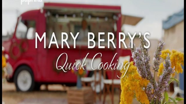Mary Berry a nejlepší rychlé občerstvení (komplet 1-6) -dokument