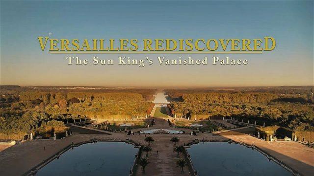 Versailles: Královské mistrovské dílo -dokument