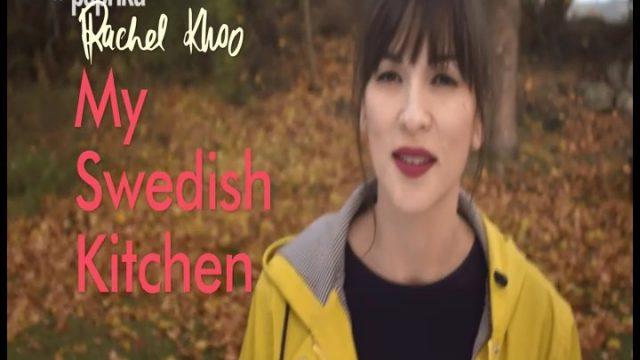 Rachel Khoo – Moje švédská kuchyně (komplet 1-8) -dokument