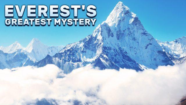 Největší záhada Everestu -dokument