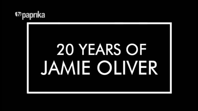 Jamie Oliver: Dvacet Let Na Bojišti -dokment