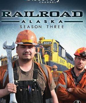 Aljašská železnice / 3.série -dokument