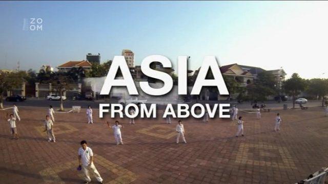 Asie z výšky (komplet 1-5) -dokument