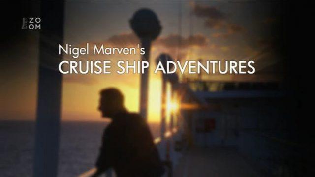 Nigel Marven a dobrodružství v neznámých vodách (komplet 1-6) -dokument