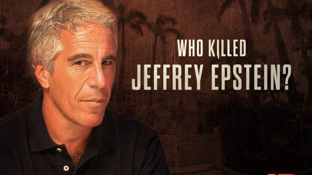 Kdo zabil Jeffreyho Epsteina: Záhadná vražda -dokument