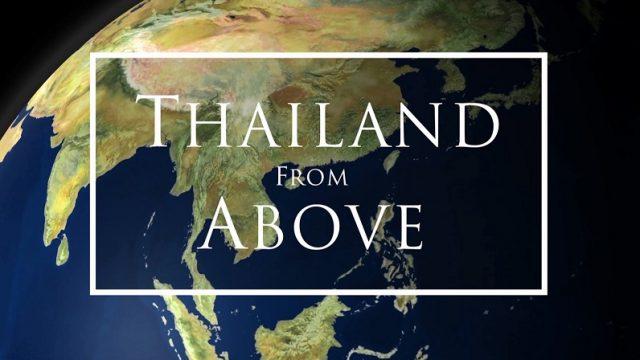 Podivuhodné Thajsko / Thajsko z výšky (komplet 1-2) -dokument