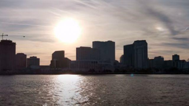 Zem pod vodou: Bývanie v čase klimatickej zmeny -dokument