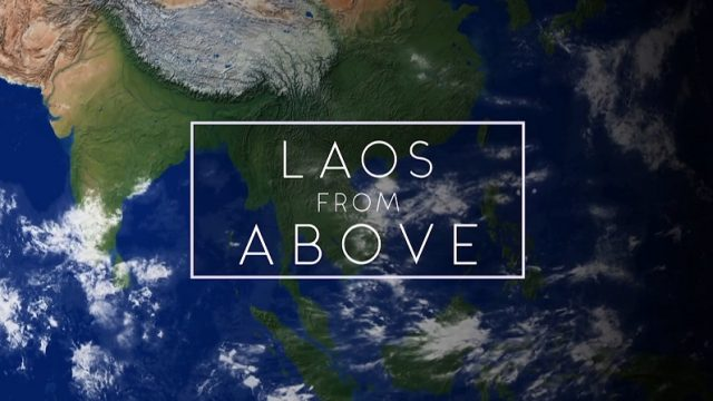 Podivuhodný Laos / Laos z výšky -dokument