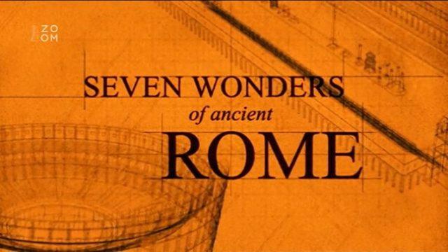 Sedm divů starověkého světa (komplet 1-3) -dokument
