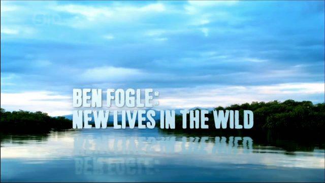 Ben Fogl a lidé žijící v divočině / Kde jsou divocí lidé / 2.série -dokument