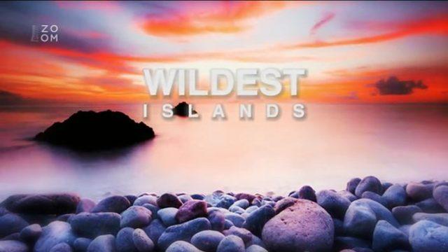 Nejdivočejší ostrovy / 1.série -dokument