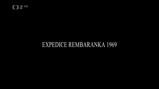 Expedice Rembaranka 1969 -dokument