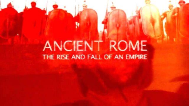 Starověký Řím: Vzestup a pád impéria (komplet 1-6) -dokument