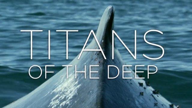 Titáni hlubin (komplet 1-3) -dokument