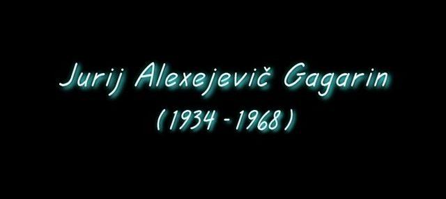 Miliony lidských očí: Jurij Alexejevič Gagarin -dokument