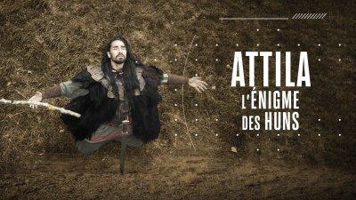 Ve stopách Attily, krále Hunů (komplet 1-2) -dokument