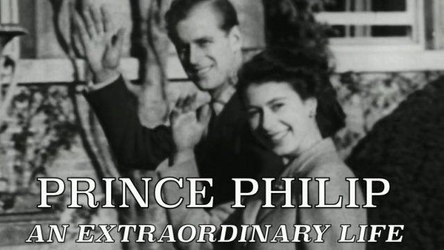 Princ Philip – portrét -dokument