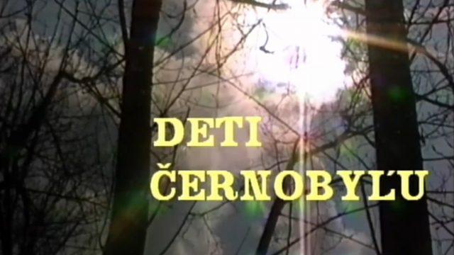 Deti Černobilu -dokument