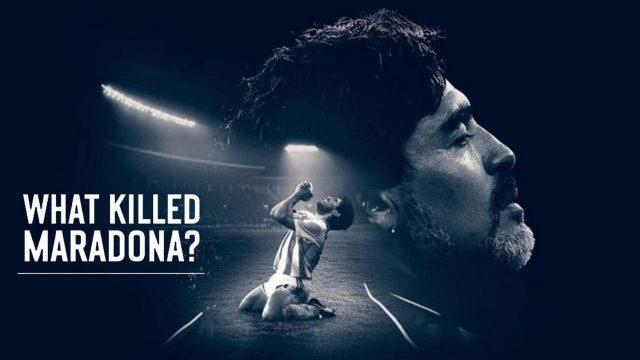 Co zabilo Maradonu? -dokument
