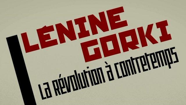 1917: Jak se dělá revoluce -dokument
