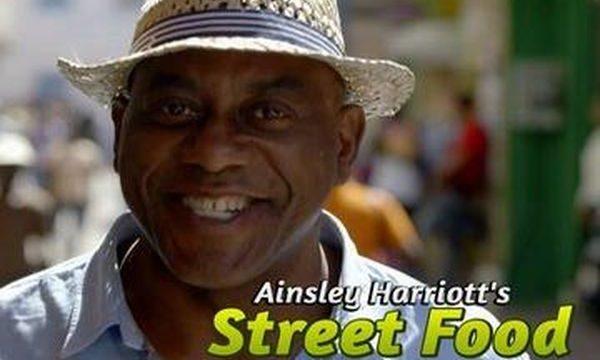 Ainsley Harriot – jídlo ze stánků / Tisíc chutí ulice (komplet 1-10) -dokument