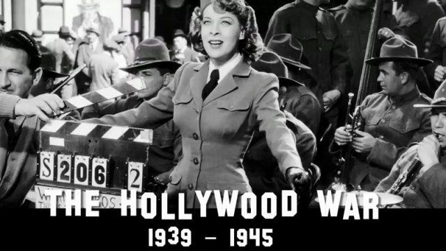 Hollywood za 2. světové války (komplet 1-3) -dokument