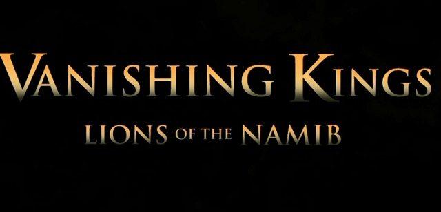 Mizející králové: Lvi pouště Namib -dokument