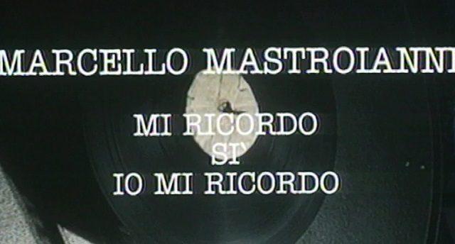 Marcello Mastroianni: Nenápadné kouzlo normálnosti (komplet 1-2) -dokument