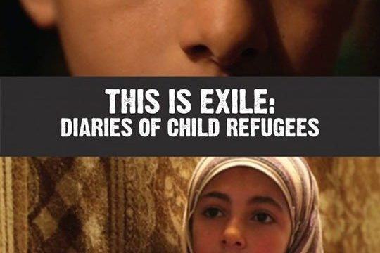 Exil očima dětí / Toto je exil – denníky detských utečencov -dokument