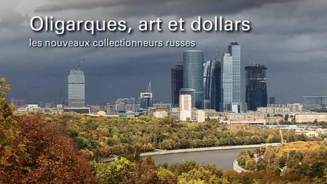 Oligarchové, umění & dolary! -dokument