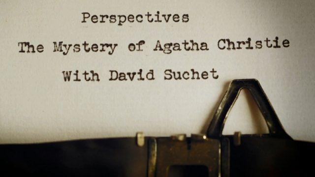 Tajemná Agatha Christie -dokument