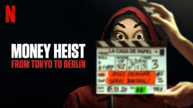 Papírový dům: Z Tokia do Berlína -dokument