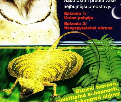 Tajuplná příroda (komplet 1-6) -dokument