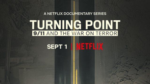 Zlomové okamžiky: 11. září a válka proti terorismu  (komplet 1-5) -dokument